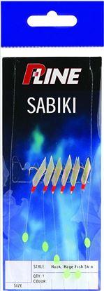 Picture of Fish Skin Sabiki Rigs