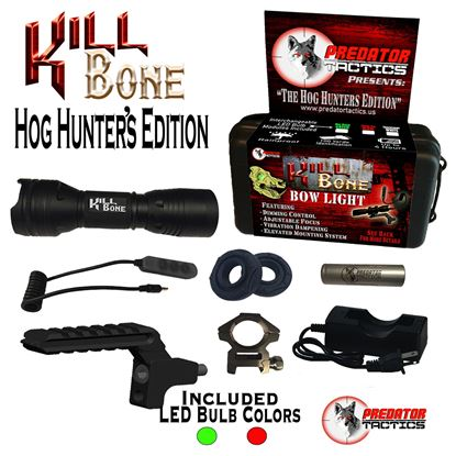 Picture of Predator Tactics Killbone Hog Hunters Edition