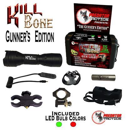 Picture of Predator Tactics Killbone Gunner's Edition