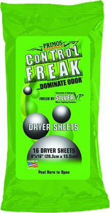 Picture of CONTROL FREAK® Dryer Sheets