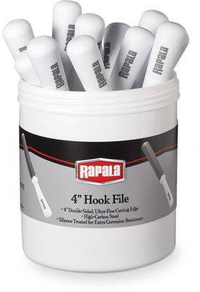 "Picture of Rapala SRHCF4B Salt Hook File 4""-"