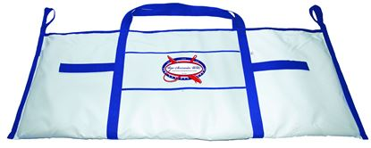 Picture of Insulated Fish Bag W/ Stainles Zipper Pull & Strap