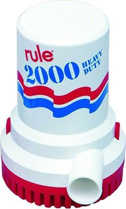 Picture of Rule Rul10 Bilge Pump