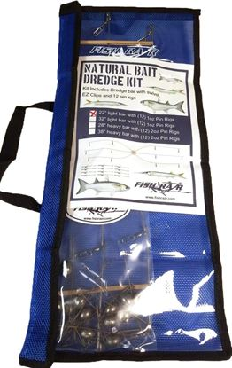 Picture of Fish Razr FR980 Natural Dredge Kit-