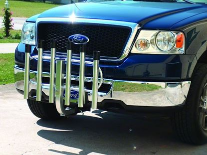 Picture of 6 Rod Holder Receiver Mount