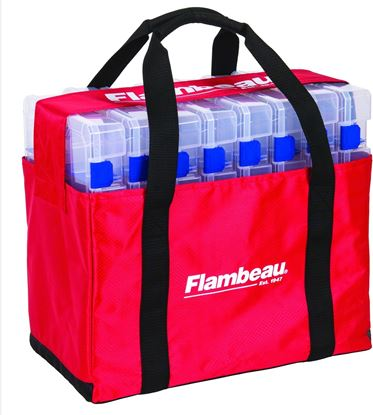 Picture of Flambeau Tuff Tainer Tote, Small 5000