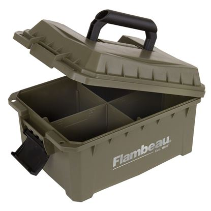 Picture of Flambeau 7425SD Shotshell Ammo Can, Divider Edition (244958)