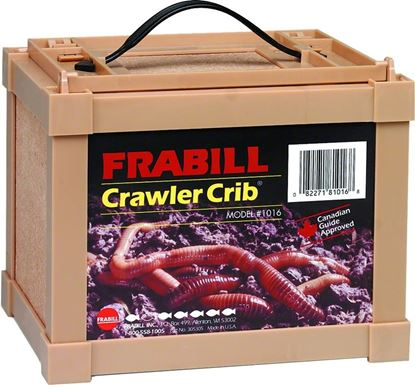 Picture of Frabill Crawler Cribs