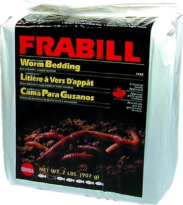 Picture of Frabill Super-Gro Worm Bedding