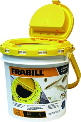 Picture of Frabill Insulated Bucket W/Aerator Built-In