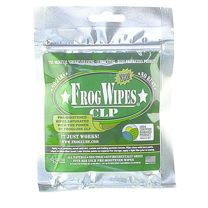 Picture of FrogLube Frog Wipes