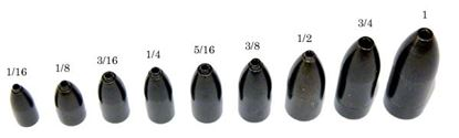 Picture of Gambler Pro Rat'Lin Weights