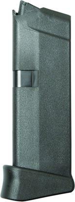 Picture of Glock MF08833 G42 Magazine 380 ACP 6Rnd w/Extension (M420620PKE)