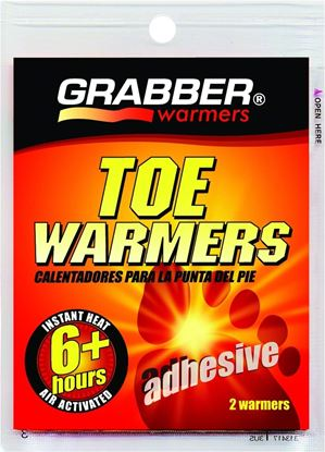 Picture of Grabber Toe Warmers - Pair
