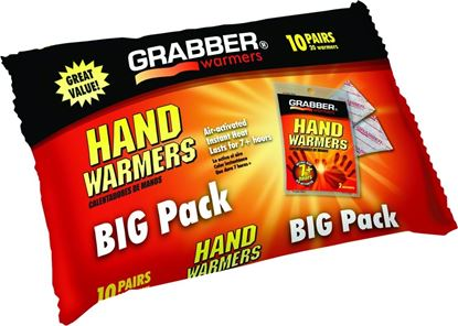 Picture of Grabber Big Pack Hand Warmers