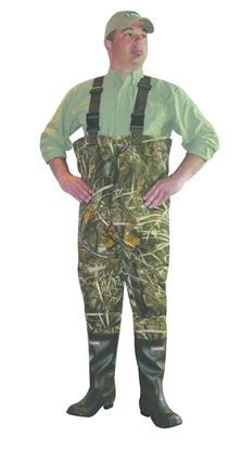 Picture of Caddis Chest Wader Max 5 2 Ply Nylon/Rubber