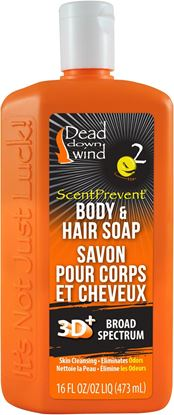 Picture of Body & Hair Soap
