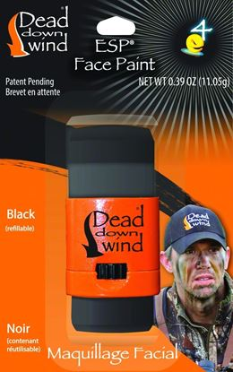Picture of Dead Down Wind Black Face Paint