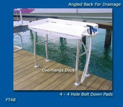 Picture of Dockside Filet Table