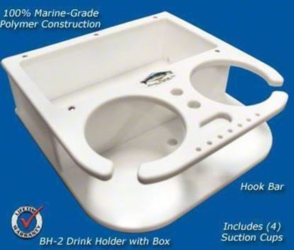 Picture of Deep Blue Marine 2 Drink Holder
