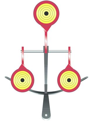 Picture of 9mm - 30.06 Sharpshooter Auto Reset Target
