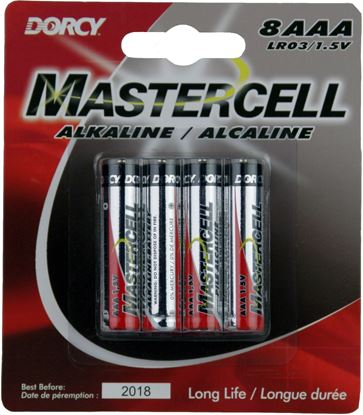Picture of Dorcy 41-1638 Mastercell AAA