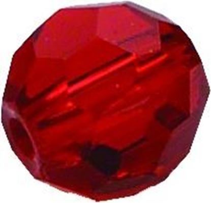 Picture of Eagle Claw Lazer Faceted Glass Beads