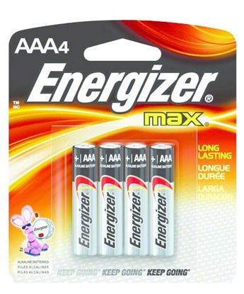 Picture of Energizer Max Alkaline Batteries