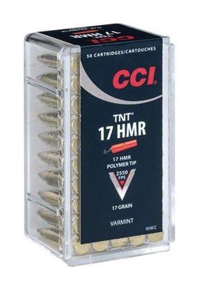 Picture of CCI 17 HMR Rimfire