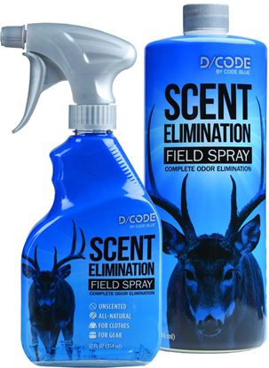 Picture of Code Blue D/Code Field Spray Combo
