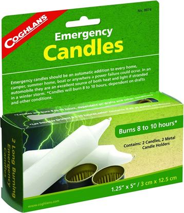 Picture of Emergency Candles
