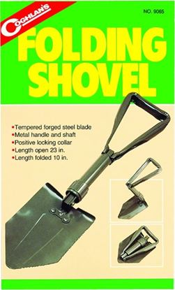 Picture of Coghlans Folding Shovel