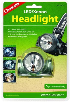 Picture of Coghlans Led Incandescent Headlight