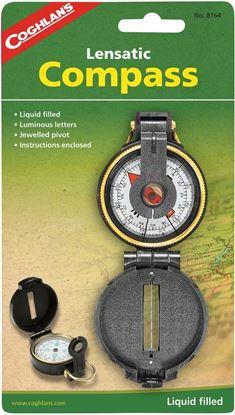 Picture of Coghlans Lensatic Compass