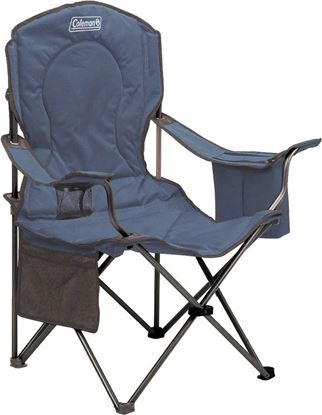 Picture of Coleman 2000032010 Cooler Quad Chair Gray/Black