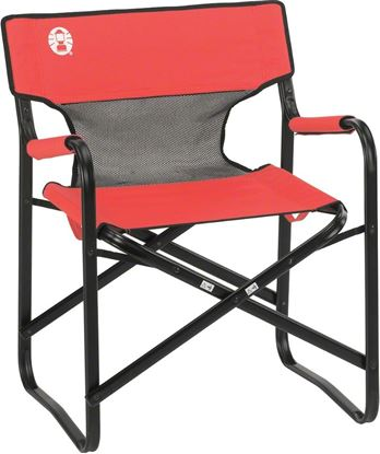 Picture of Coleman 2000019421 Chair Steel Deck w/Mesh