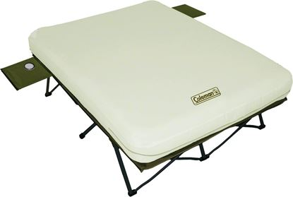 Picture of Coleman Queen Cot With Airbed