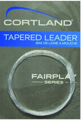 Picture of Cortland Fairplay Tapered Leaders