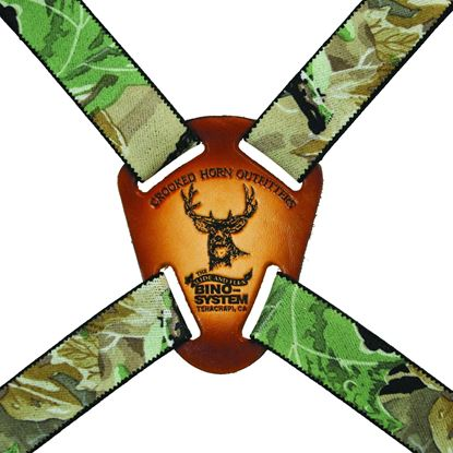 Picture of Crooked Horn Outfitters Slide and Flex Binocular Stap Harness