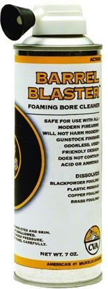 Picture of CVA Barrel Blaster Foaming Bore Cleaner