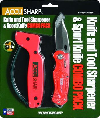 Picture of AccuSharp Knife/Tool Sharpener & Sport Knife