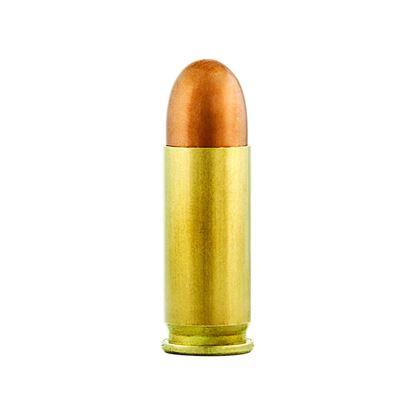 Picture of Aguila 1E382112 Centerfire Pistol Ammo, 38 Super A+P 130GR FMJ 50rd