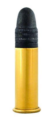 Picture of Aguila 1B222332 Standard Velocity Rimfire Ammo 22 LR SP, 40 Gr, 1130 fps, 50 Round Box