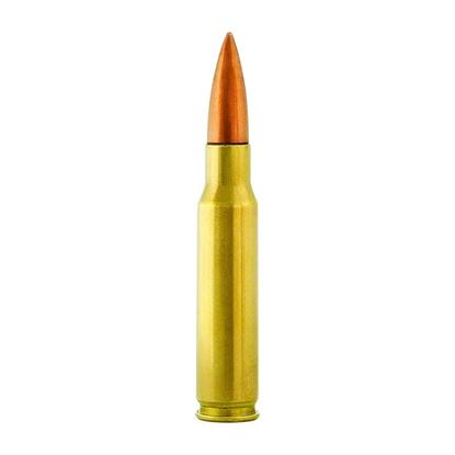 Picture of Aguila 1E762110 Centerfire Rifle Ammo, 7.62x51mm, FMJBT, 150 Gr, 2750 fps, 20 Rd