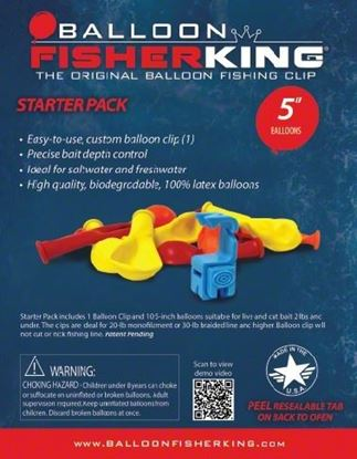 Picture of Balloon Fisher King Balloon Kits