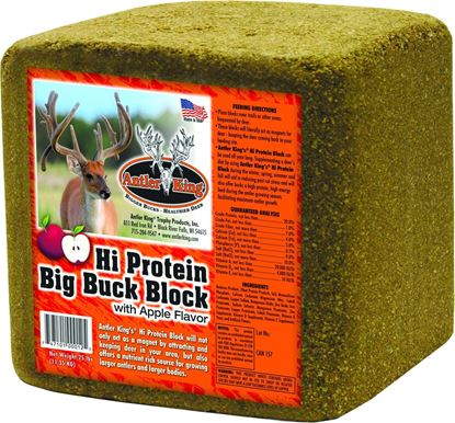 Picture of Hi Protien Big Buck Block