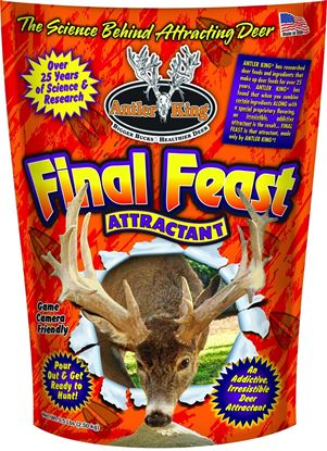 Picture of Antler King Final Feast Deer Attractant