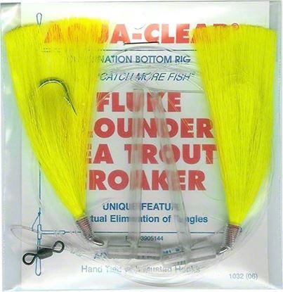 Picture of Aqua Clear Hi/Lo Fluke/Flounder /Trout/Croaker