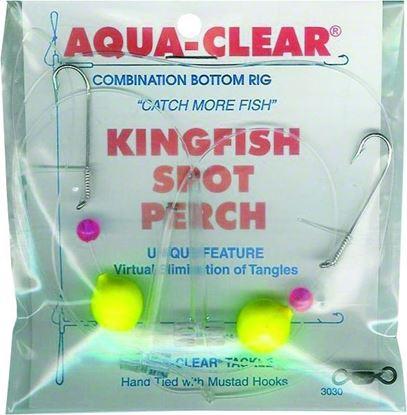 Picture of Aqua Clear King Fish / Spot / Perch Rig