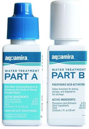 Picture of Aquamira Water Treatment Drops
